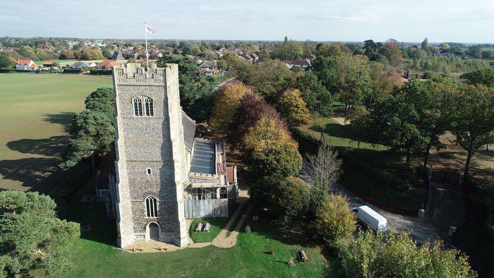 St John's, Elmswell, Suffolk