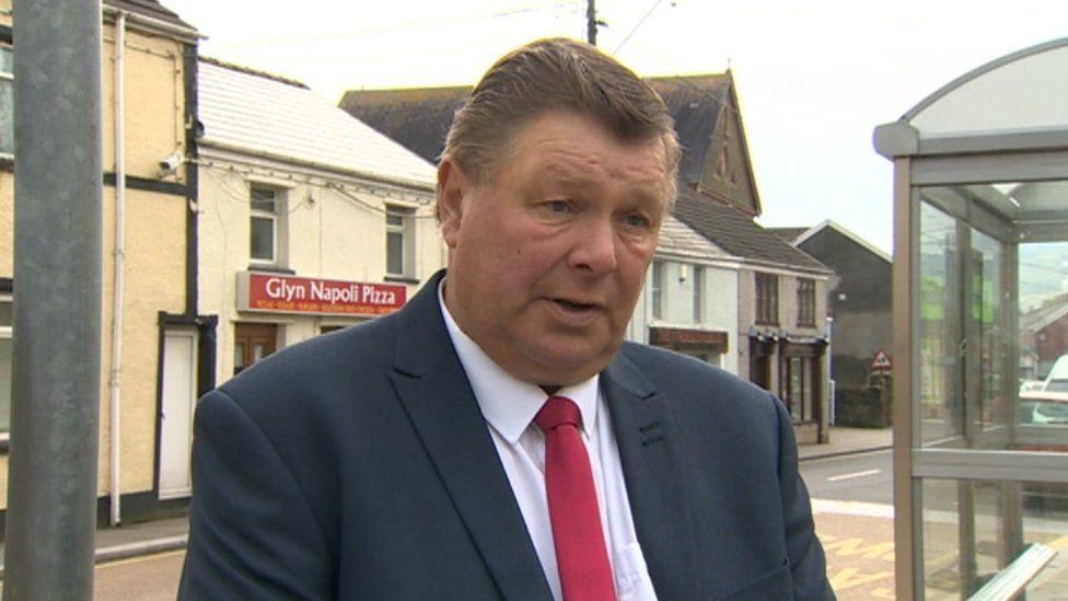 Councillor Eddie Jones