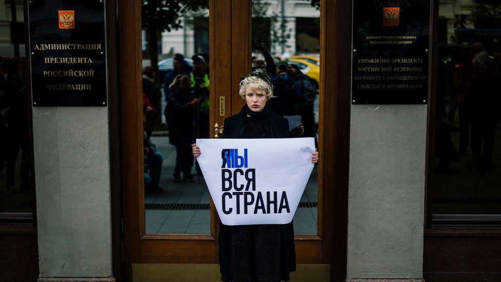 За Павла Устинова вступились власти. Это конец всем политическим делам?