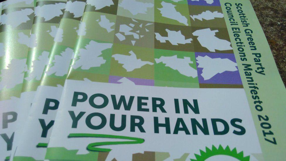 Green manifestos