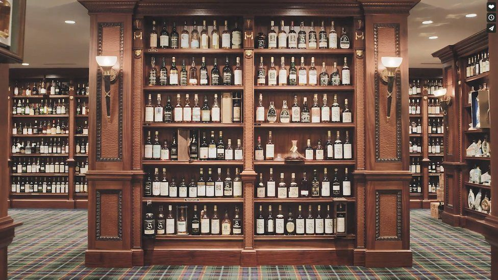 'Perfect' Scotch whisky collection could be worth £8m