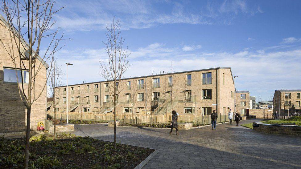 Leith Fort, Edinburgh (£11.6m) - CCollective Architecture & Malcom Fraser Architects