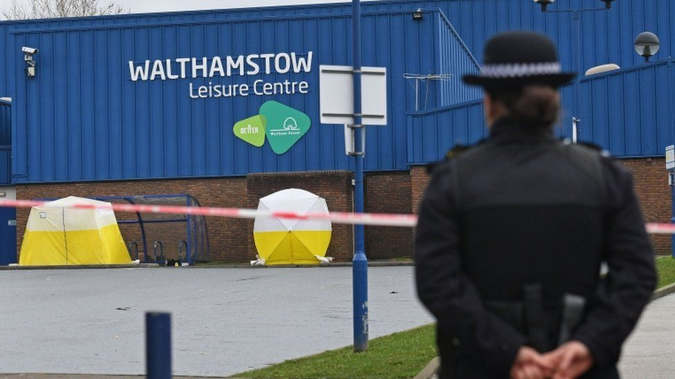 Walthamstow shooting