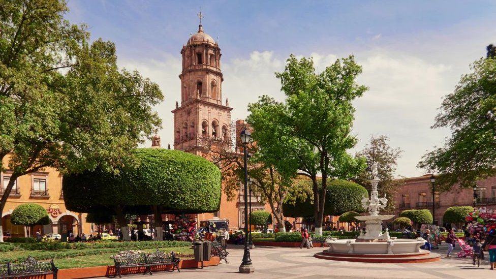 ¿Qué significa Querétaro, el nombre de la ciudad que fue dos veces capital de México?