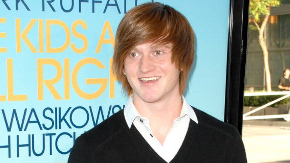Eddie Hassell attending the premiere of The Kids Are All Right in Los Angeles in 2010