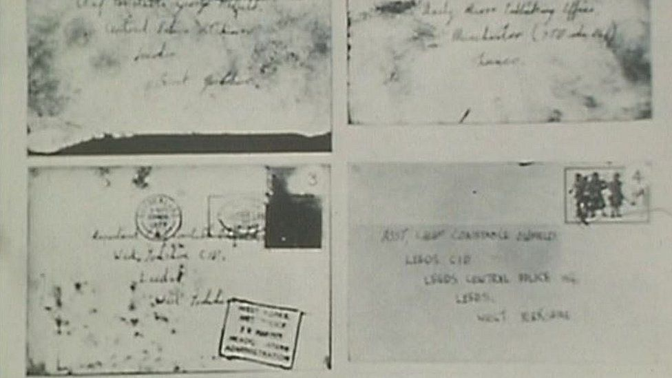 Yorkshire Ripper hoax letters