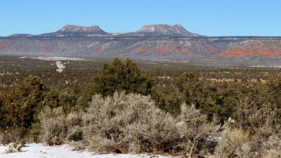 Bear's Ears National Monument was created during the last days of Obama's presidency