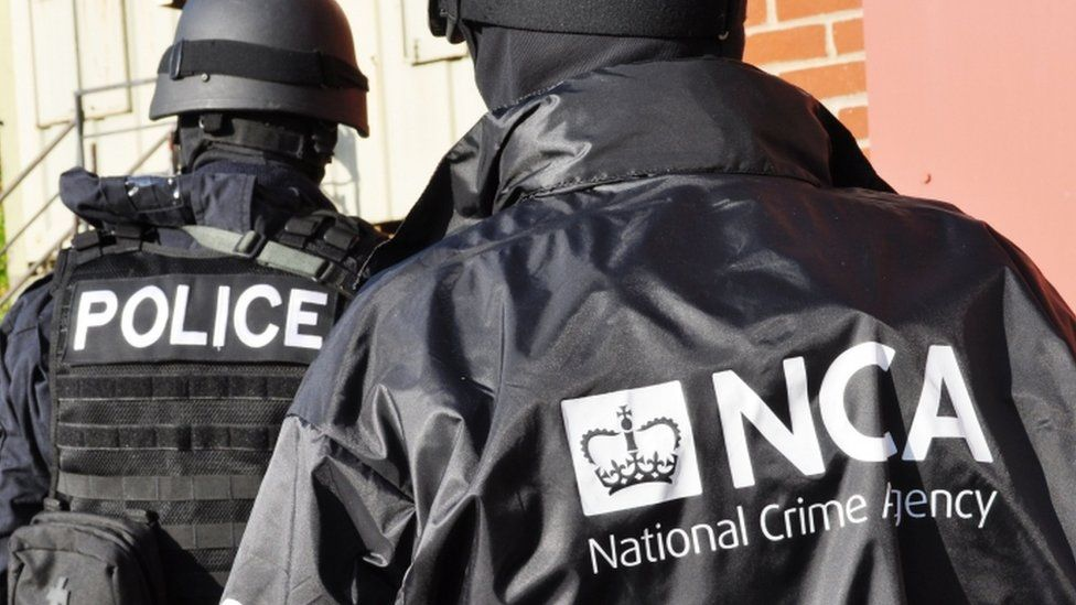 NCA and police