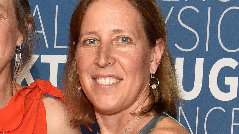 YouTube's Susan Wojcicki