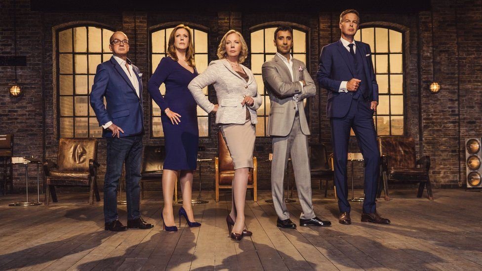 Mr Lalvani is one of the newest dragons on Dragons' Den