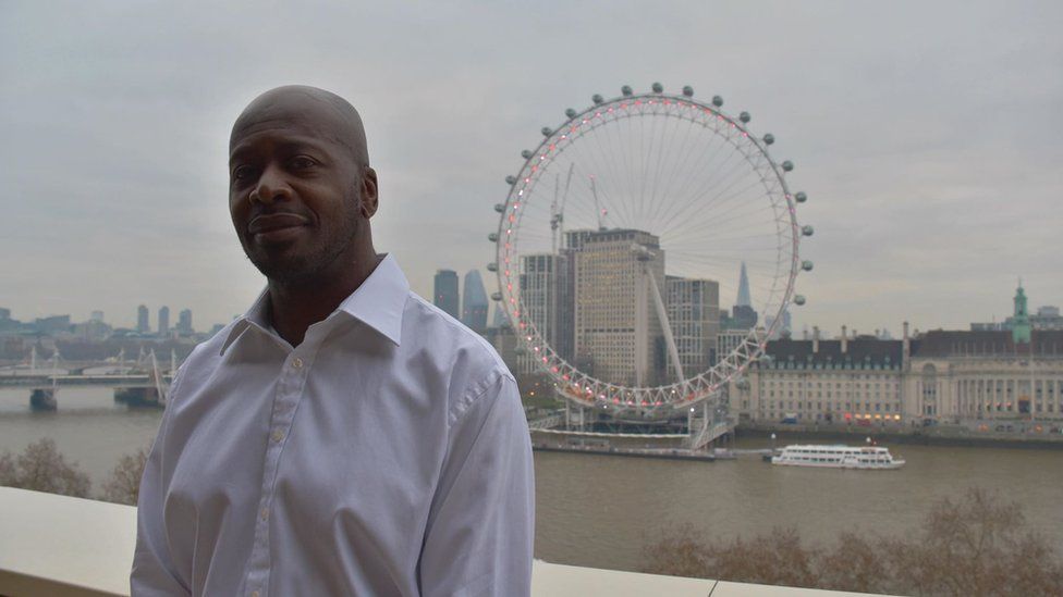 Acting Detective Sergeant Zac Idun from the Metropolitan Police's Counter Terrorism Command