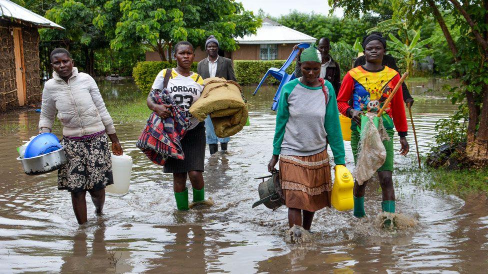 Flooding in Kenya