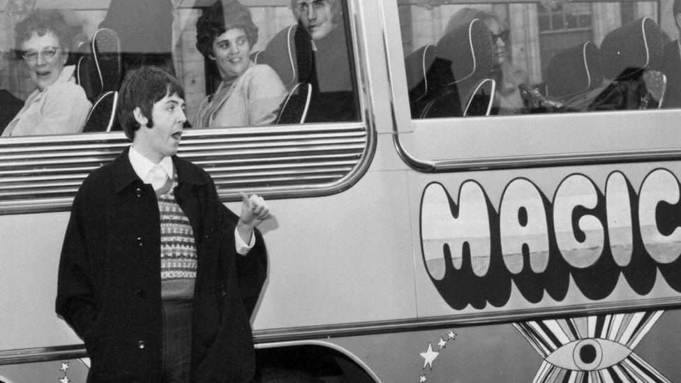 Paul McCartney and Magical Mystery Tour