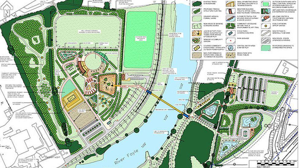 riverine project plan