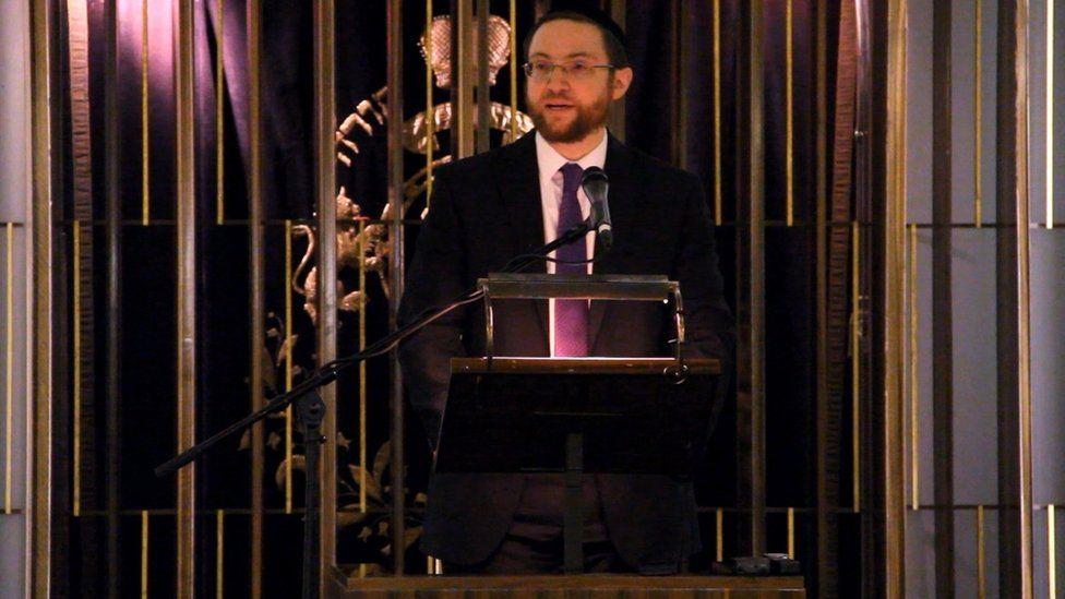 Rabbi Nicky Liss