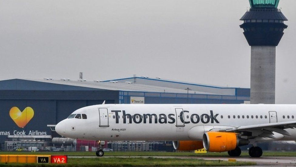Thomas Cook customers face refund delays