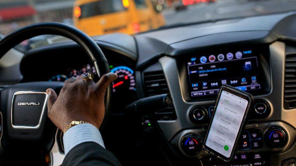 Uber in New York