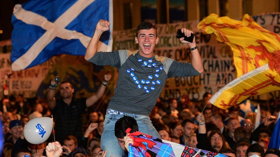 Scotland independence: How did the indyref affect 16-year-old voters?