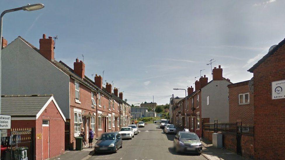 Denman Street, Rotherham