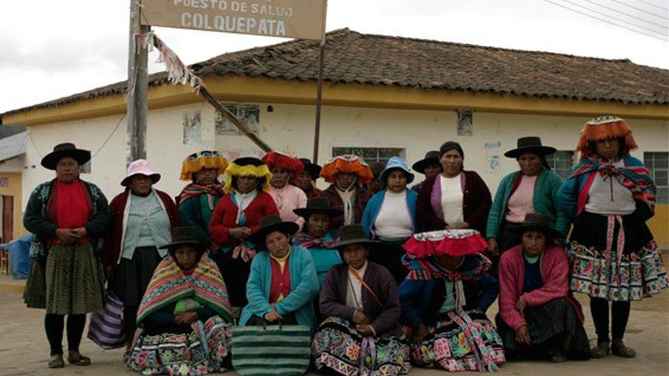 Women from Cuzco who allege they were forcibly sterilised