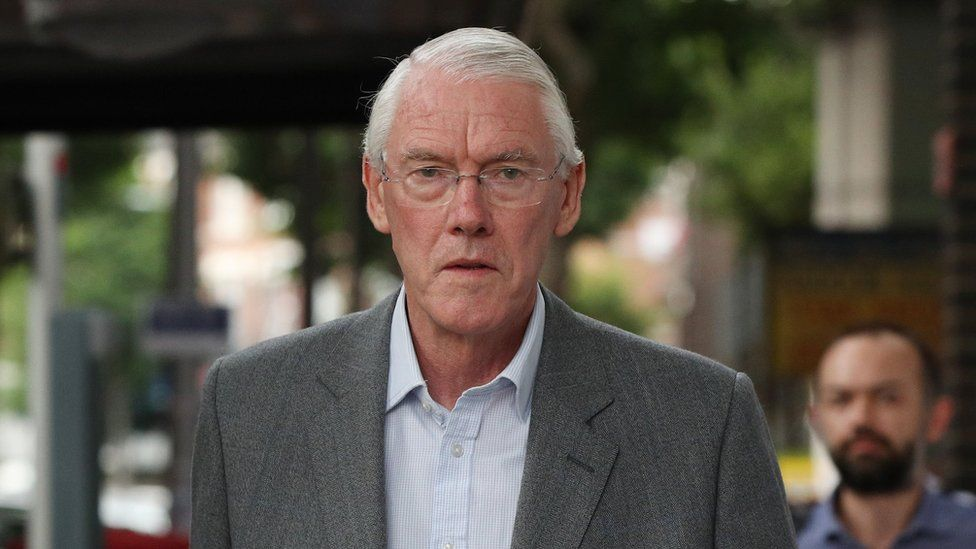 Sir Martin Moore-Bick, author of the Grenfell inquiry report