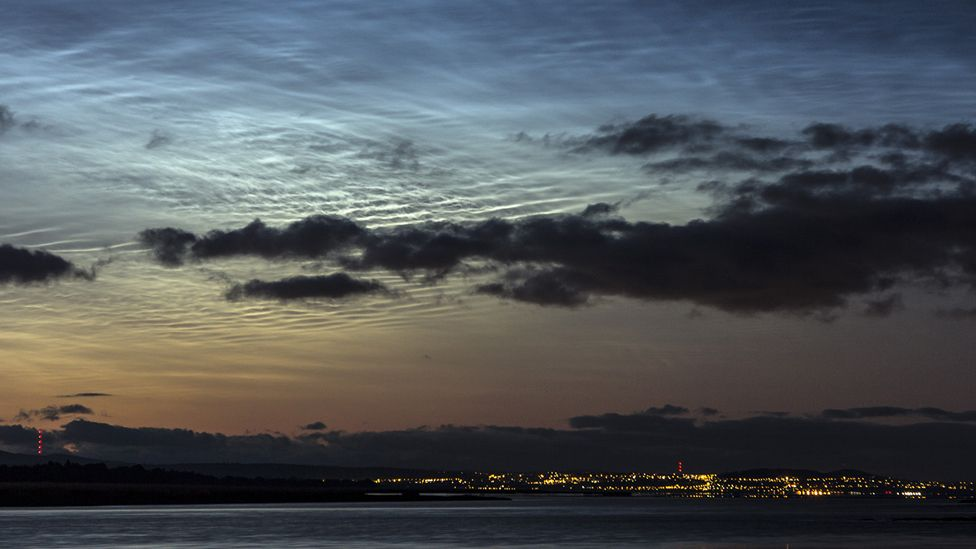 Cloud over Dundee