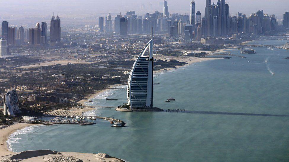 Dubai general view
