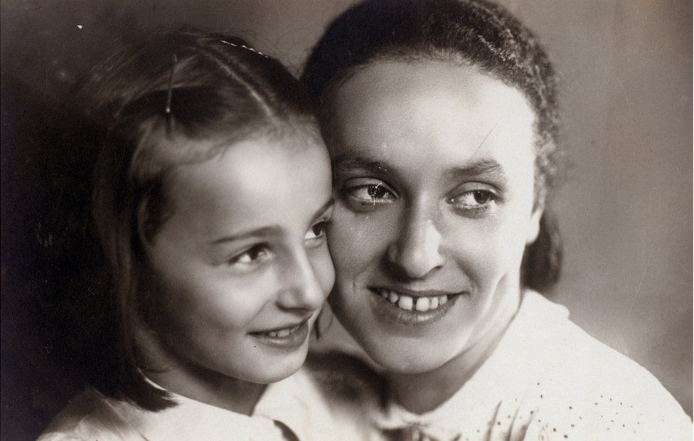 Photos from families ripped apart by the Holocaust