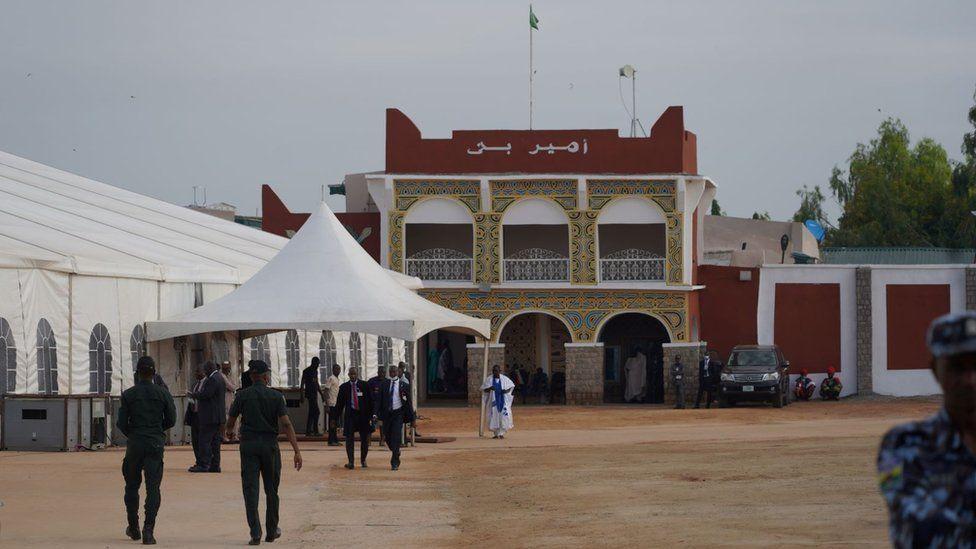 Palace of Bichi