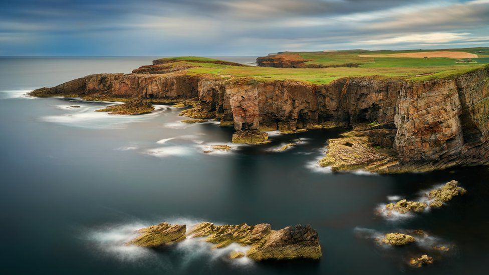 Yesnaby Cliffs Orkney