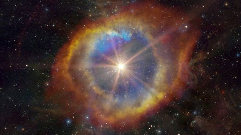 Uzak bir galaksiden yayıldığı keşfedilen gizemli dalgalara dair 5 teori