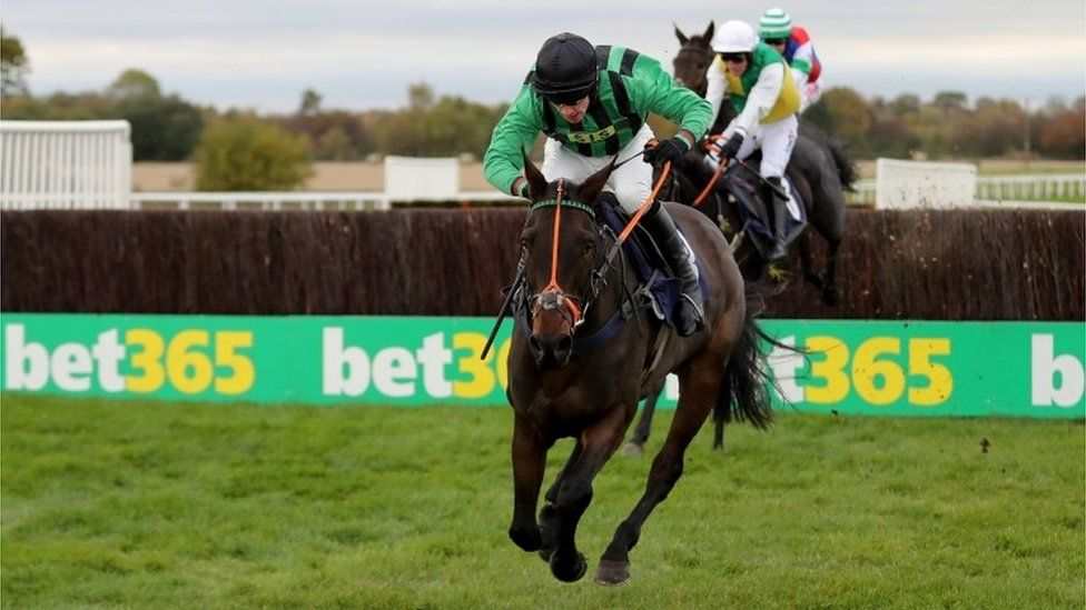 Bet365 sponsored meeting at Wetherby racecourse