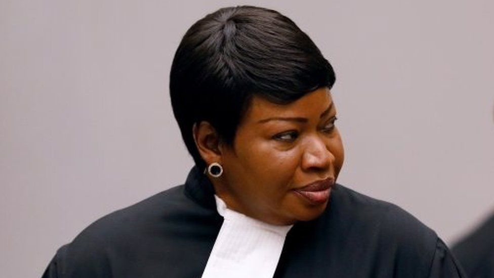 ICC prosecutor Fatou Bensouda. File photo