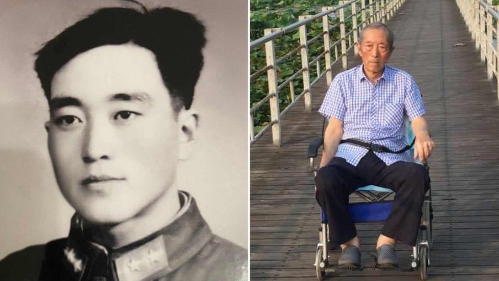 Zhang Lifa, the father of Zhang Hai