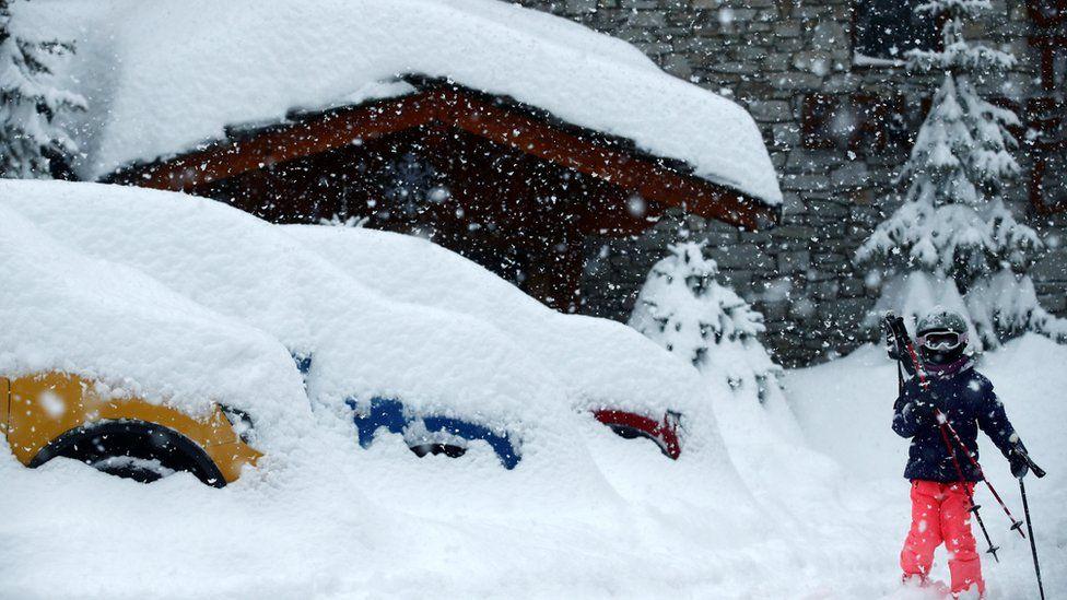 Val d'Isère, 10 Dec 17