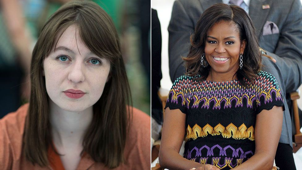 Sally Rooney Rooney and Michelle Obama
