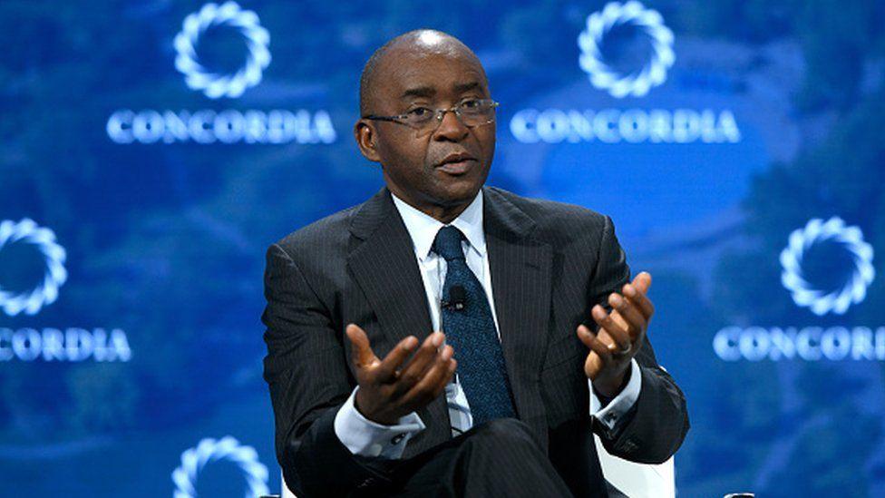 Strive Masiyiwa, founder of Econet Wireless