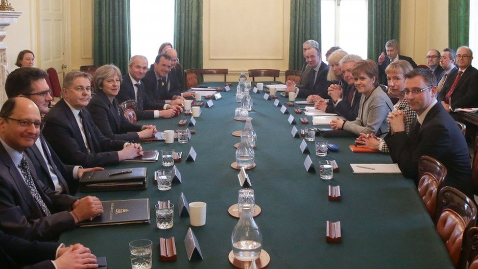 Ministerial meeting