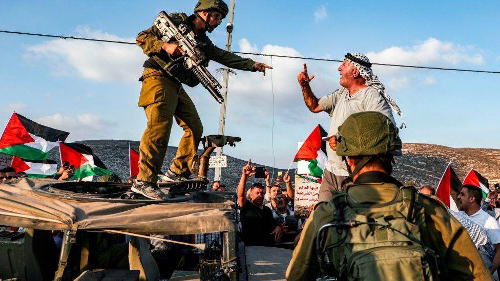 Conflicto palestino-israelí: por qué el control del valle del Jordán es clave