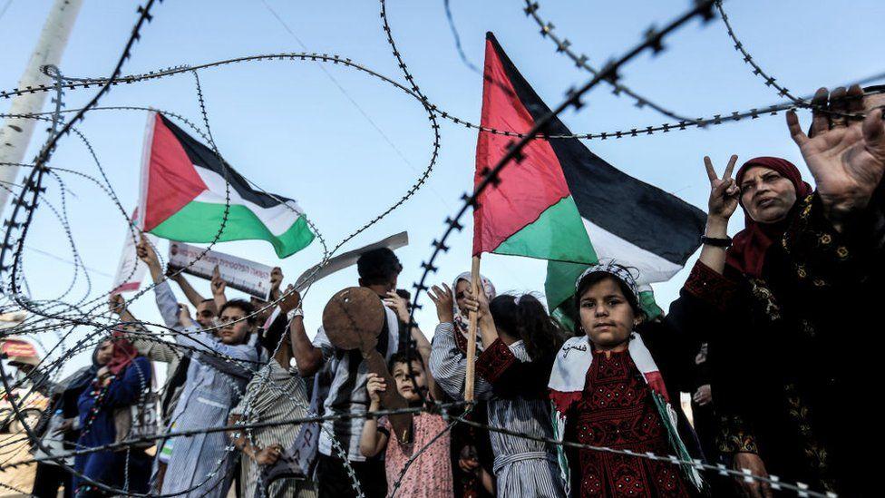 """Qué es """"Nakba"""", el """"día de la catástrofe"""" que conmemoran los palestinos tras los enfrentamientos en Gaza que dejaron más de 50 muertos"""