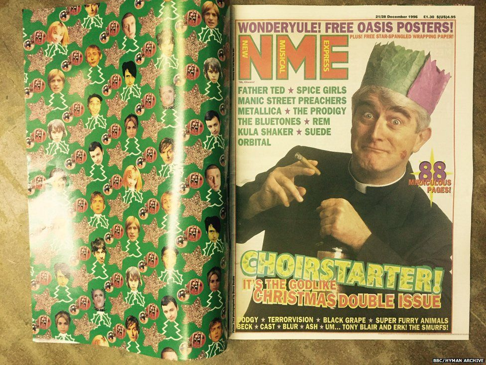 NME, 1996