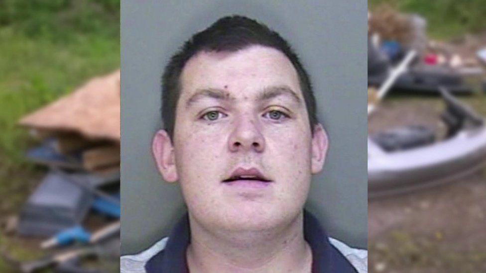 Martin McDonagh. Pic: Devon and Cornwall Police