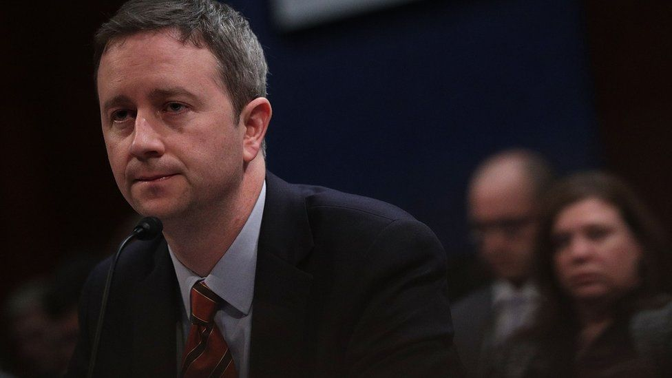 Sean Edgett, acting general counsel at Twitter,
