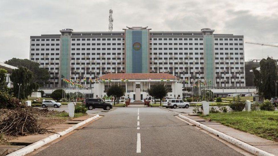 Ghana halts 'elaborate plot to destabilise country'