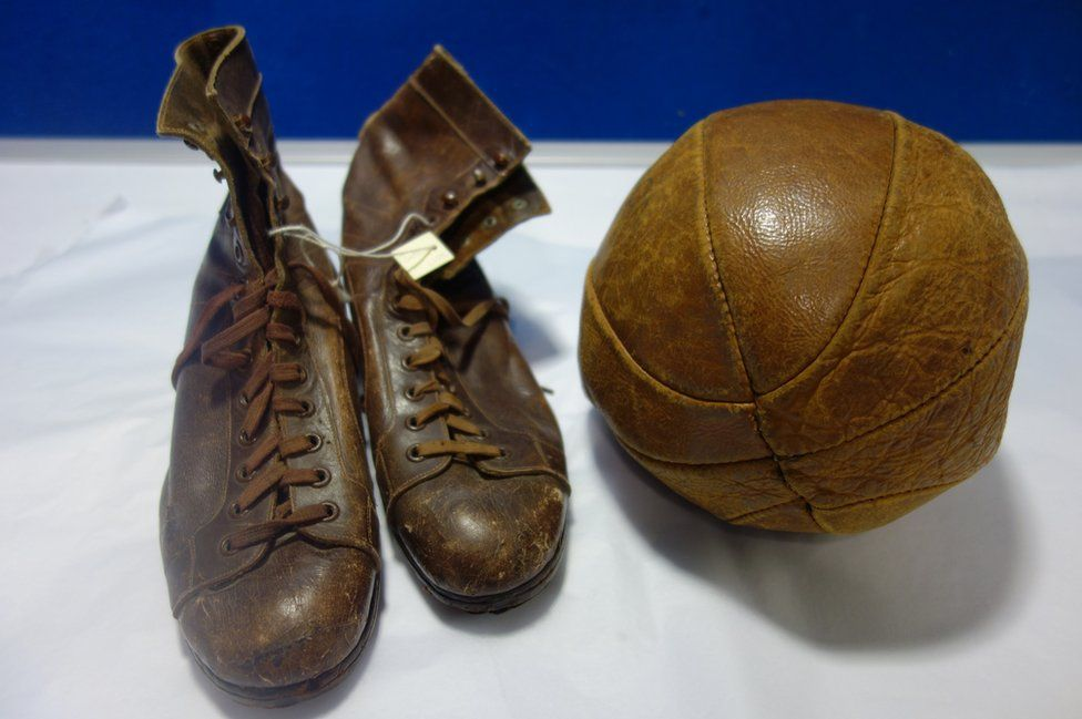 Boots and ball