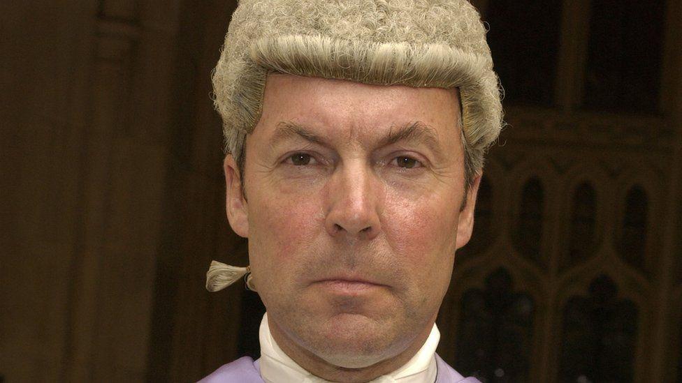 Judge Jonathan Durham Hall QC