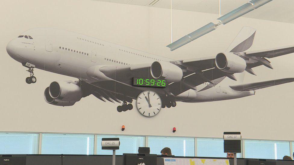 Prestwick air traffic