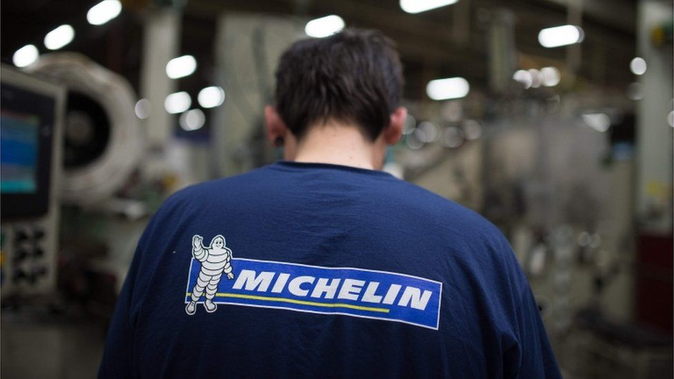 Michelin worker