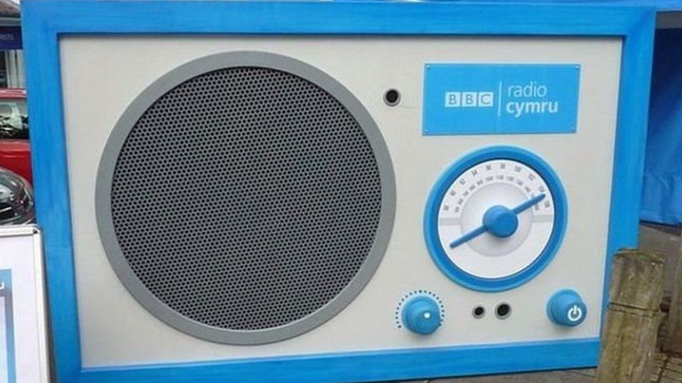 radio fawr las
