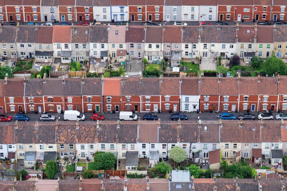 Terraced Houses, Bristol